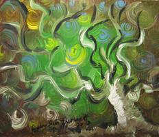 Heaven's Opening by juliarita