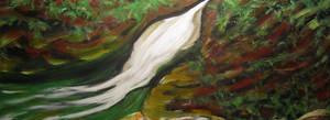 Waterfall by juliarita