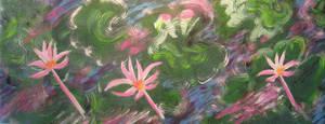 Musical Lillies by juliarita