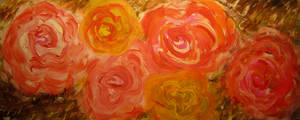 Roses Are Peach by juliarita