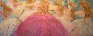 Dancing Beauties by juliarita