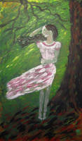 Feeling The Wind by juliarita