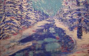 Snowstorm by juliarita