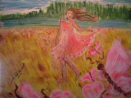 Butterfly Splash by juliarita