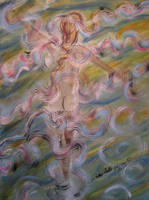 Ribbons Of Healing by juliarita
