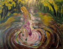 Veltina's Pool Of Life by juliarita