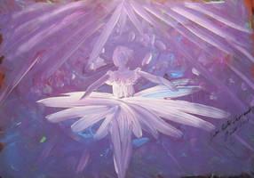 Ballerina Star by juliarita