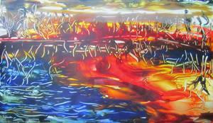 Fire Sky by juliarita