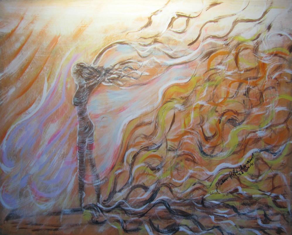 Heavenly Blast by juliarita