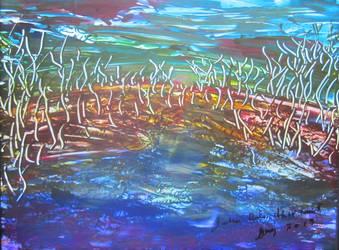 Rainbow Marsh by juliarita