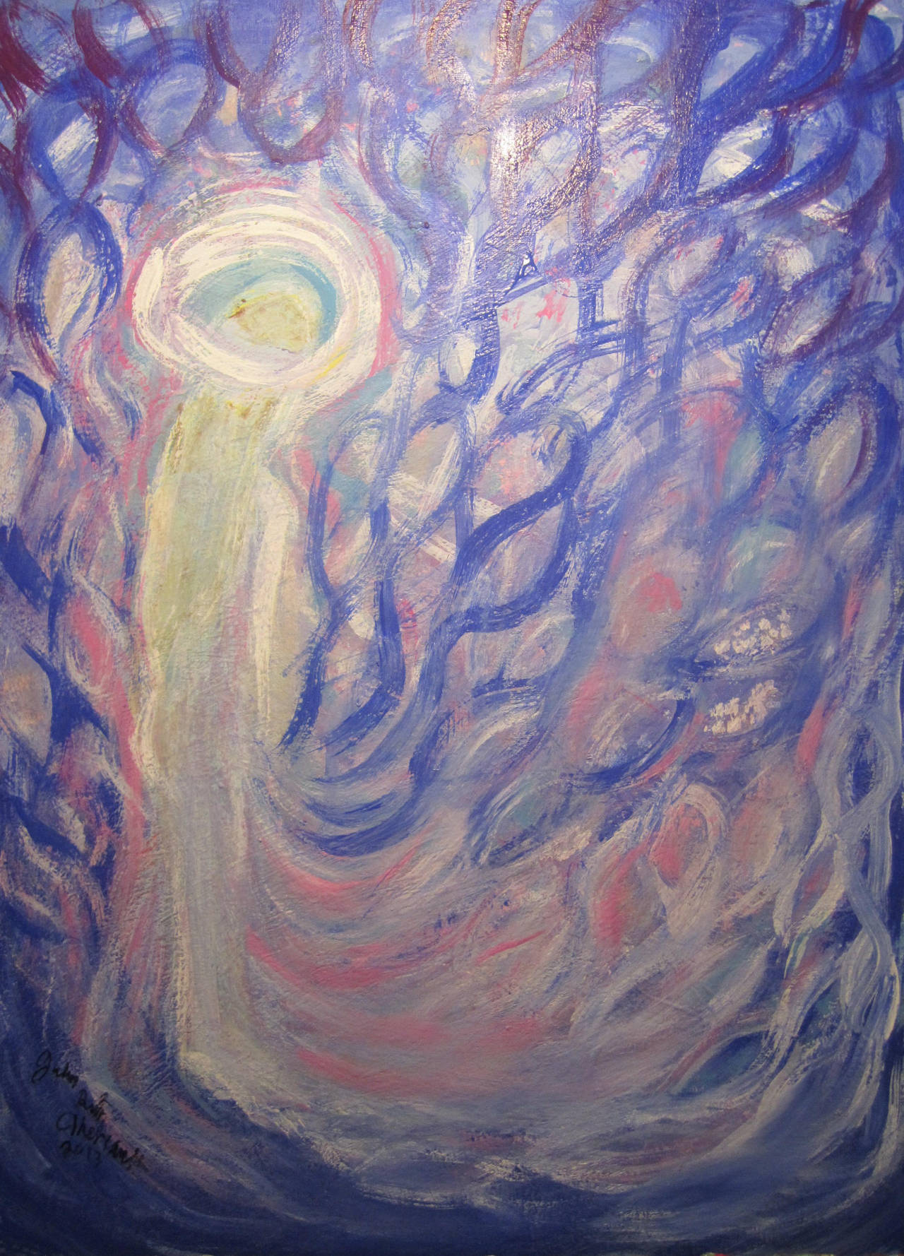 Reflection Of Self by juliarita