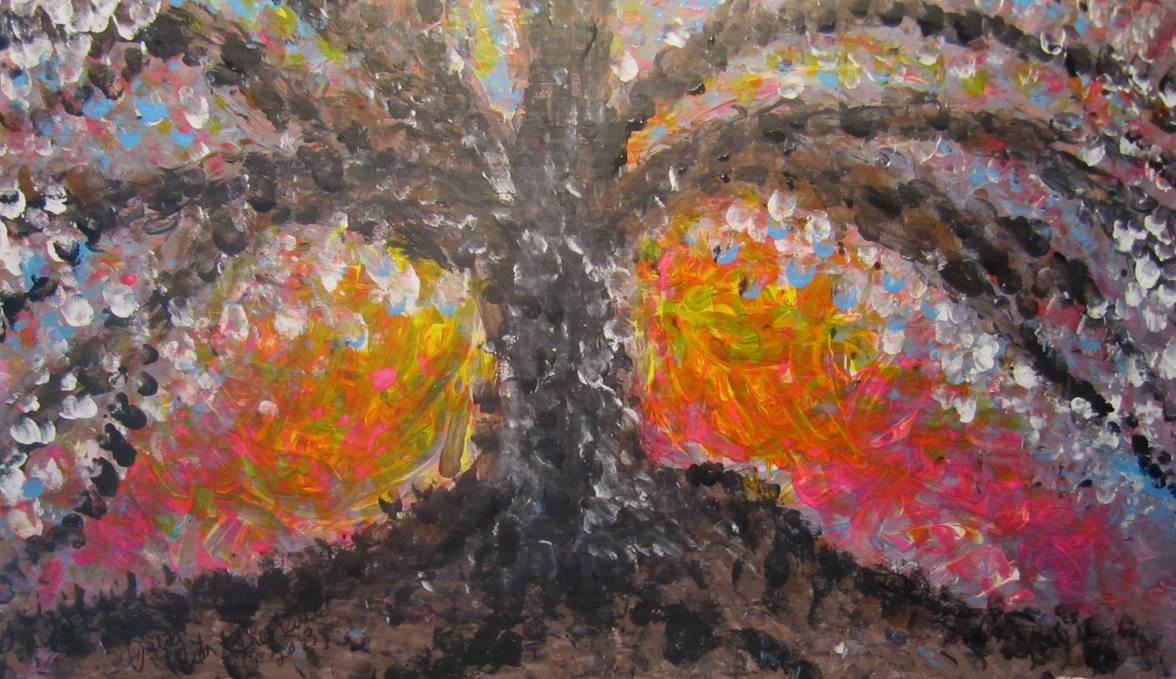 Spider  Tree by juliarita