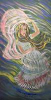 Spirit Dancing by juliarita