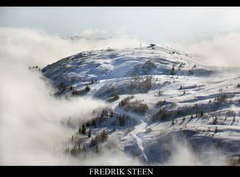 Skiiers heaven by FredrikSteen