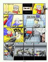 Pokemon trainer 4 page 1 by MurPloxy