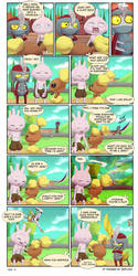 Pokemon Trainer 8 - Page 30 by MurPloxy