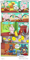 Pokemon Trainer 8 - Page 37 by MurPloxy