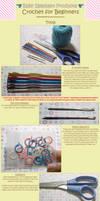 Beginners Crochet Tutorial by moofestgirl
