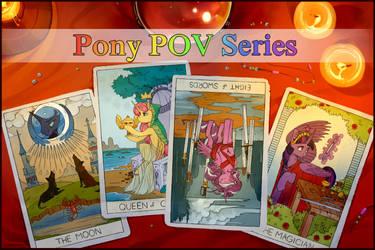 Pony POV Series: New Tarot by Iguanodragon