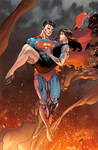 First Test - Superman by RexLokus