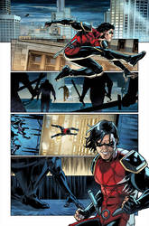 INJUSTICE Y5 CH5 IS OUT by RexLokus