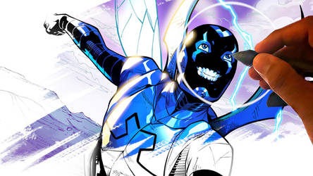 Blue beetle Video by RexLokus