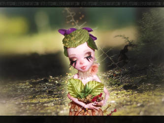 Monster High repaint: Draculaura by itsdanielle91
