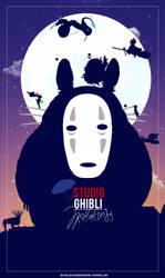 Studio Ghibli : Hayao Miyazaki by itsdanielle91