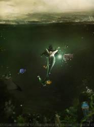 Mermaid by itsdanielle91