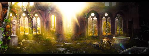 The Ancient Secret Garden by itsdanielle91