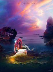 The Little Mermaid by itsdanielle91