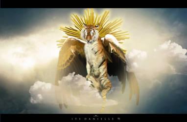 Tigre Alata by itsdanielle91
