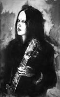 Joey Jordison by Moolver-sin