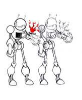 Robot by JorgeMV