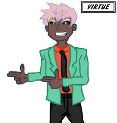 VIRTUE by QuaaludeJohnson