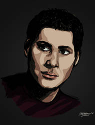 Dean Speedpaint by TheBeautifulSniper