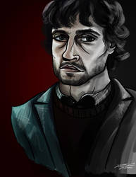 Will Graham by TheBeautifulSniper