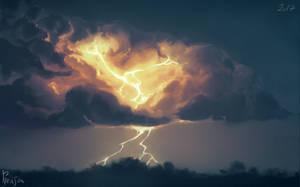 Thunder by Niruja