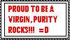 Proud Virgin Stamp by iSapphirus