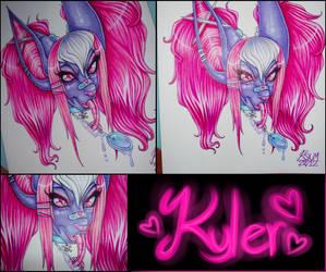 Kyler by Roum