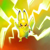 Awesome Thunderbolt by homa-Nix