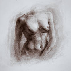 Small figure study by SamanthaLi