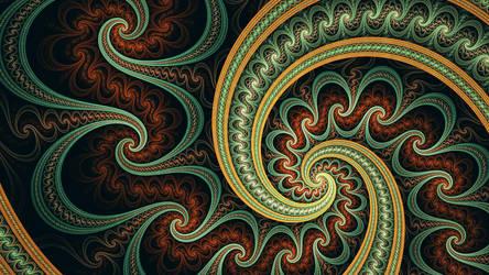 Perpetuus Spiralis by Senzune