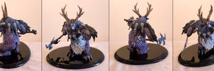 Moonkin Sculpture by T-Tiger
