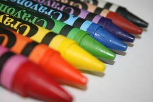 Crayons by alyssa-wyssa