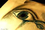 Mermaid Eye by SerenityStyles