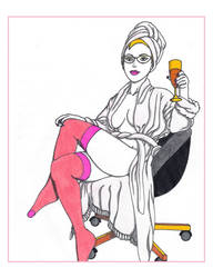 Mrs Stoppable by zuggernaut