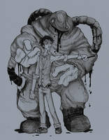 Old Zigomar sketch by ContrivanceConcept