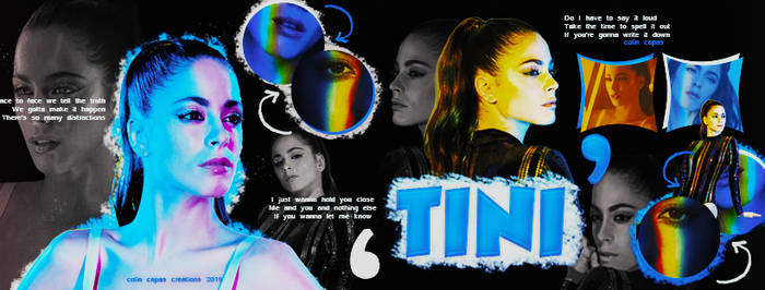 TINI facebook cover by ruilol