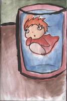 IAS: Ponyo by Launipants